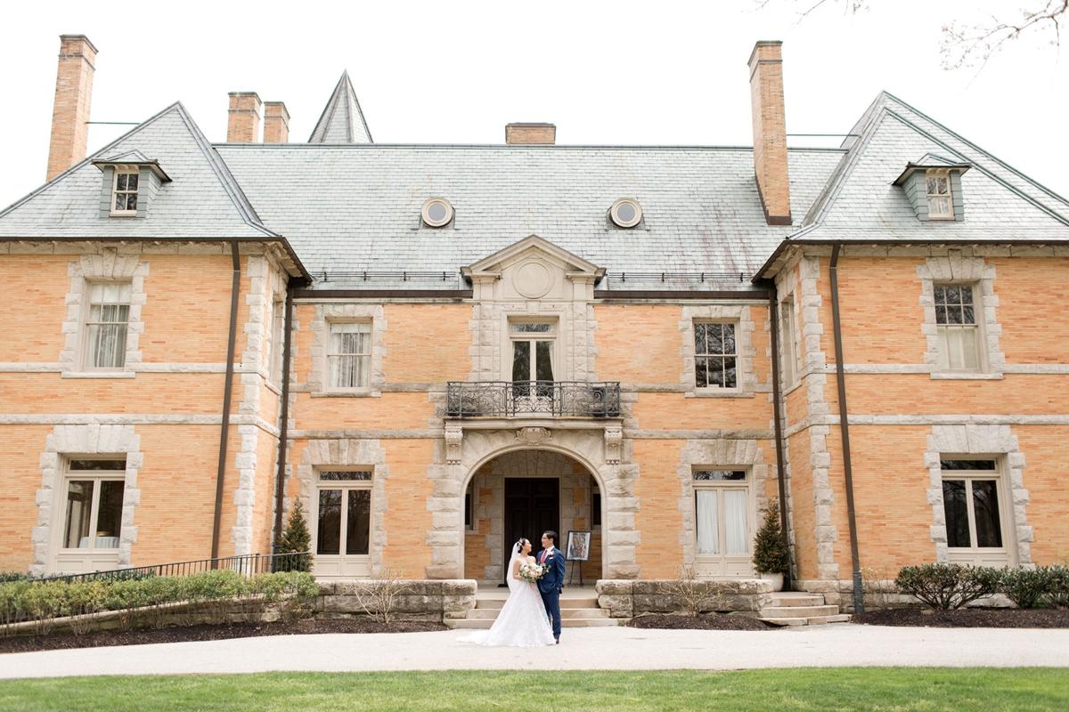 Spring Wedding at Cairnwood Estate