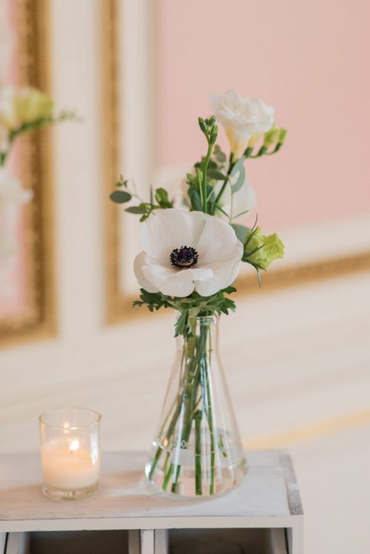 Spring Wedding at Cairnwood Estate